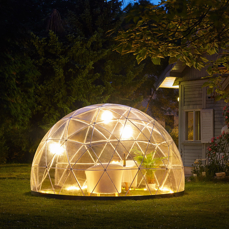 a garden igloo setaprint an archive for visual inspiration. Black Bedroom Furniture Sets. Home Design Ideas