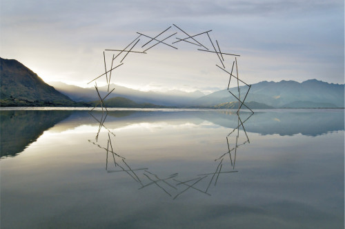 Martin Hill sculptures Synergy