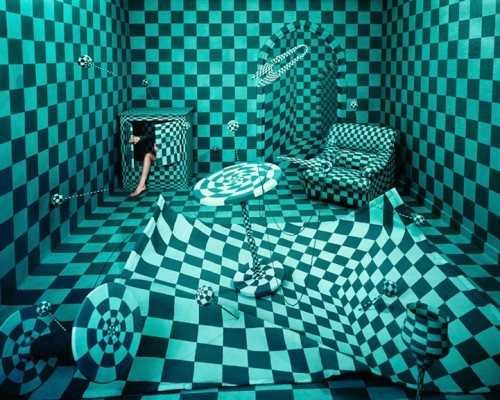 Panic Room, stage of mind, JeeYoung Lee.