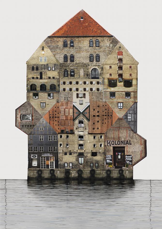 AnastasiaSavinova art-Genius Loci Copenhagen