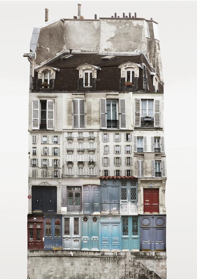 AnastasiaSavinova art-Genius Loci Paris