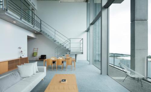 Setouchi Aonagi - lounge