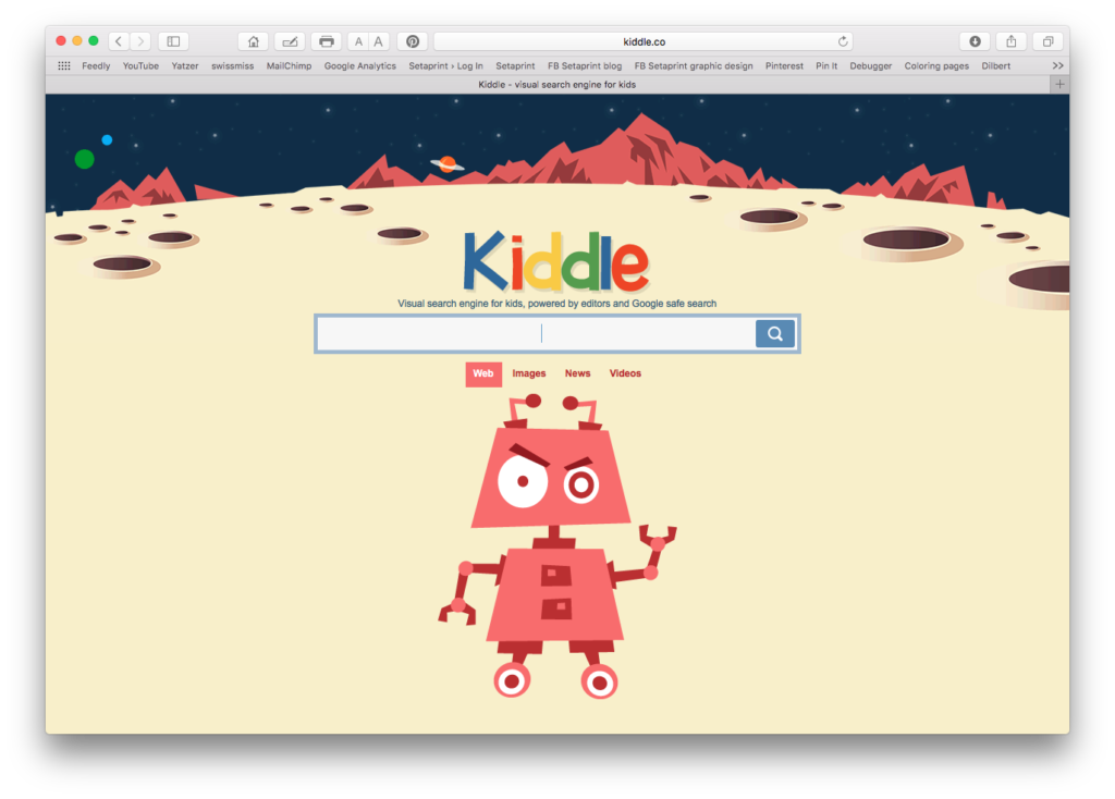 kiddle_ a child friendly search engine from Google