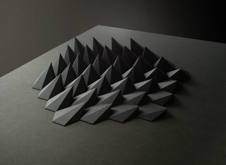 sphex Matt Salian Paper sculptures