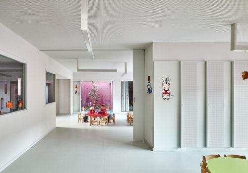 buhl nursery dominique coulon associes interior