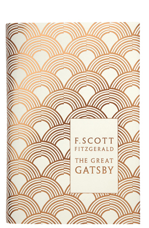 Great Gatsby F. Scott Fitzgerald by Coralie Bickford-Smith