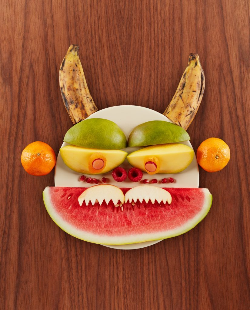 FOOD FACES Day Dreamers Limited