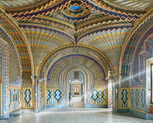 Castello di Sammezzano tuscany italy 2012 David Burdeny