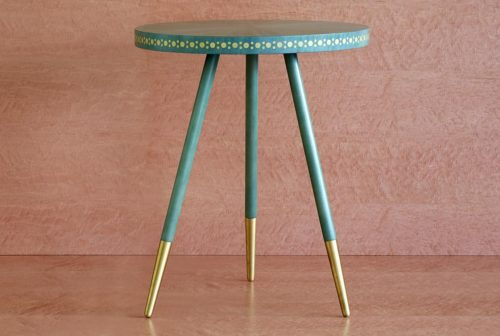 shamsian stud side table Bethan Gray