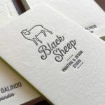 Black Sheep Studio cards