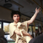 Scenes from classical paintings reimagined