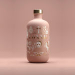 Packaging for Bonnie & Clyde limited edition gin