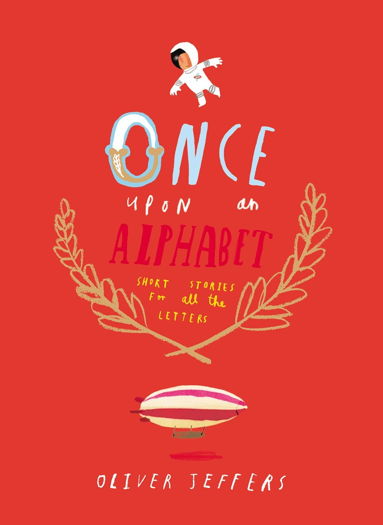 Once Upon an Alphabet, Oliver Jeffers