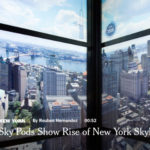 The rise of New York City's skyline