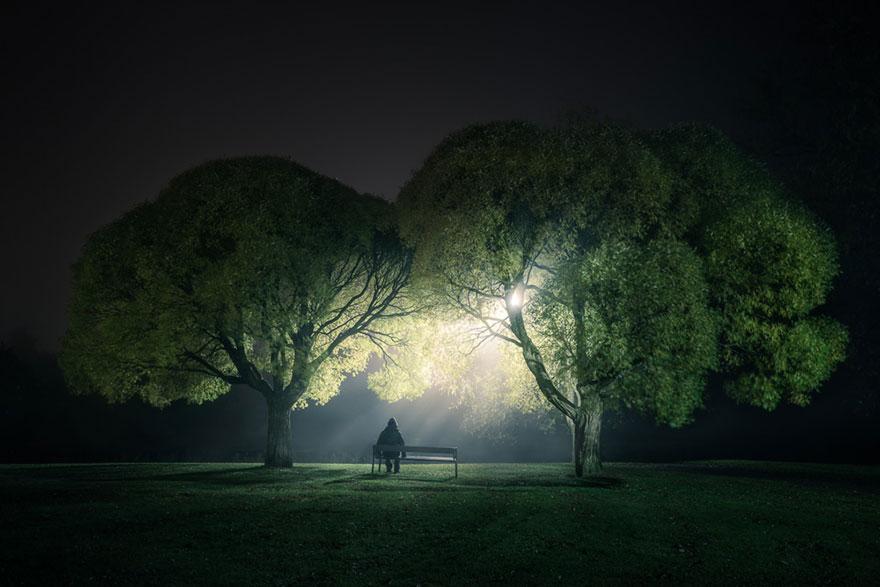 park photograph Mikko Lagerstedt