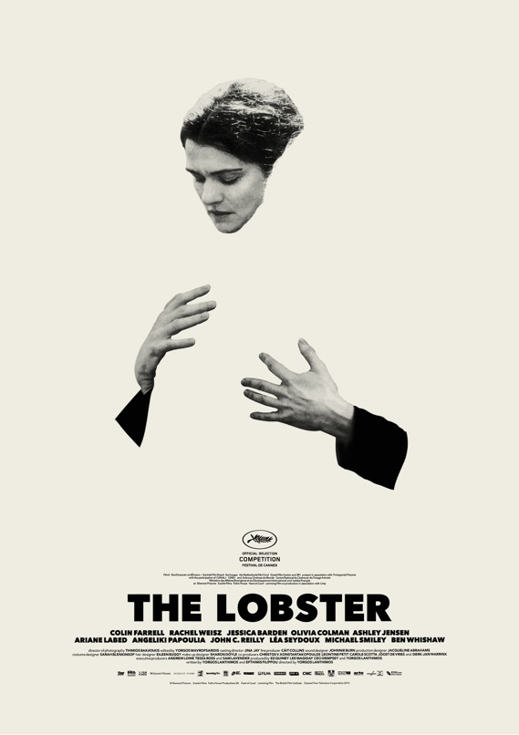 Rachel Weisz, The lobster poster