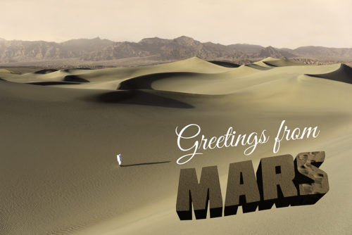 JulienMauve-GreetingsFromMars-postcard