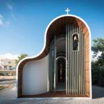 A tiny chapel