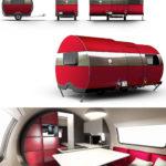 A camper that expands