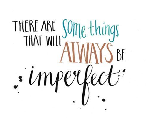 Imperfect Marloes de Vries Flow
