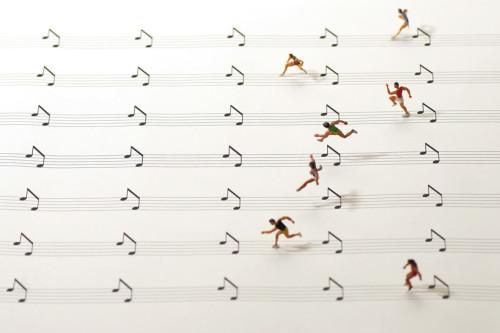 miniature calendar tatsuya tanaka runners
