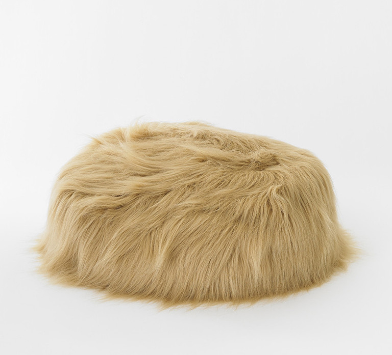 Hairy Thing, funny ottoman