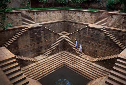 Victoria Lautman, India stepwells,