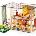A modernist doll house