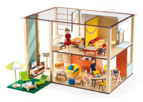 cubic house Djeco