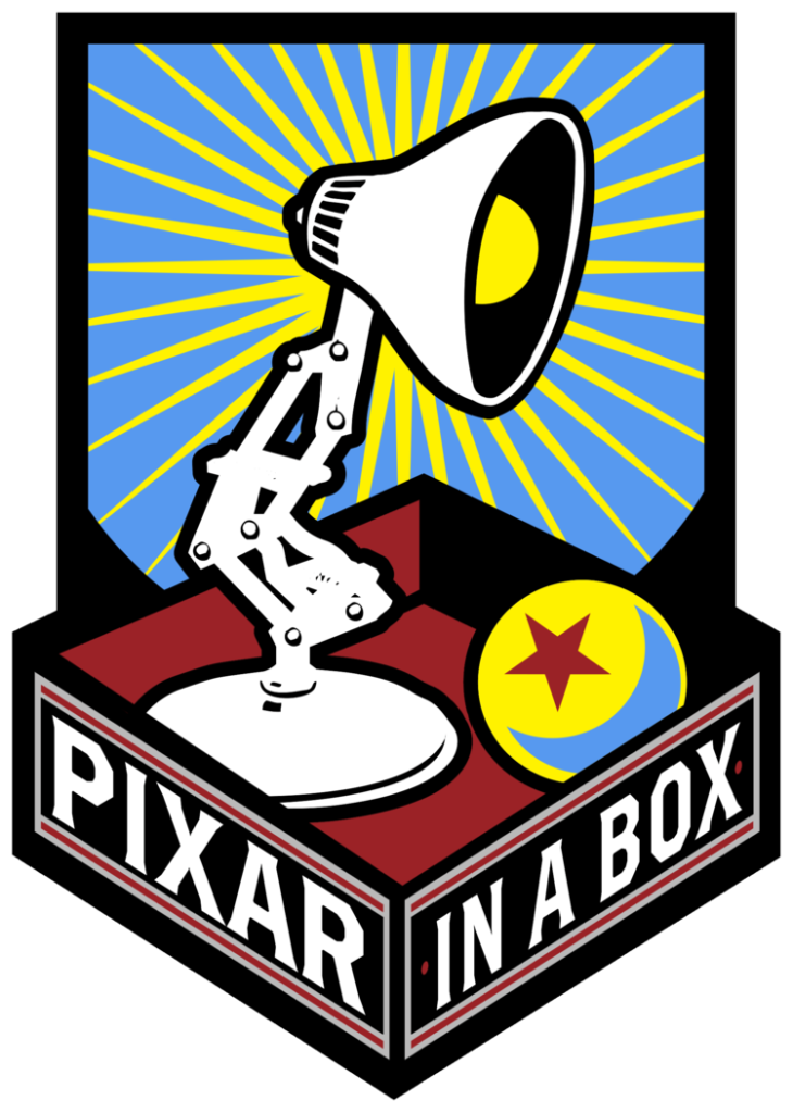 Pixar in a Box from Khan Academy