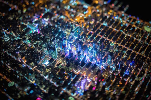 Vincent Laforet / aerial photos of new york 1