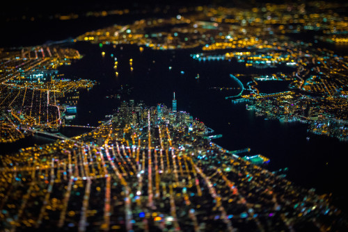 Vincent Laforet / aerial photos of new york