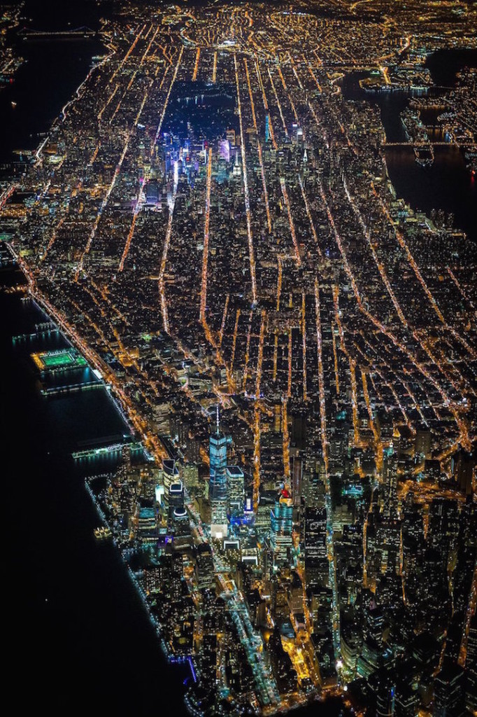 Vincent Laforet / aerial photos of new york 2