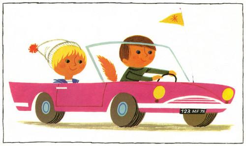 alain gree car