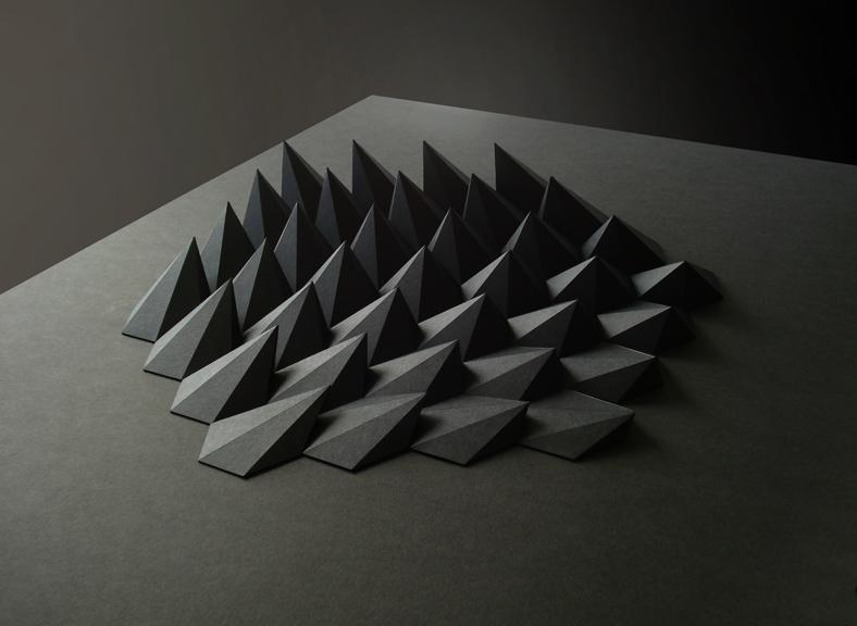 sphex Matt Salian Paper sculptures