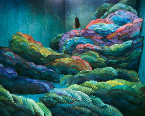Nightscape, stage of mind, JeeYoung Lee.