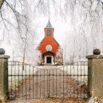 A converted chapel
