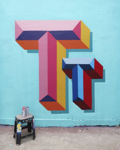 T by NasePop 36 days of type