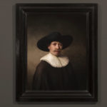 A new Rembrandt created with 3D printers