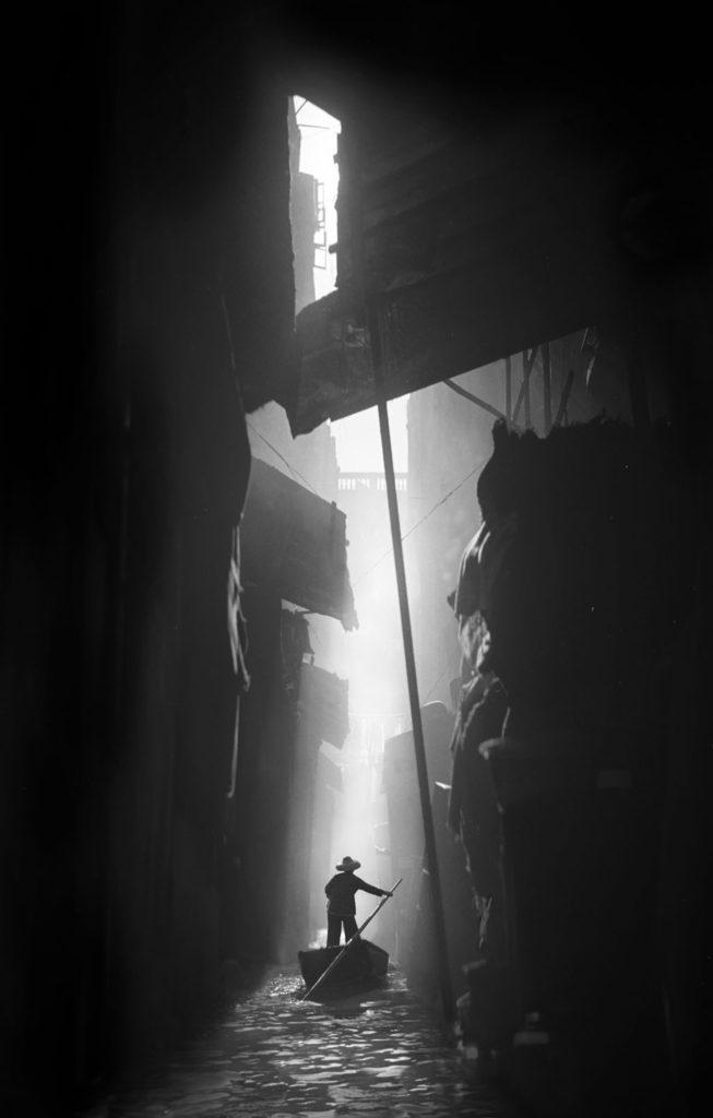 """Hong Kong Venice"" by Fan Ho."