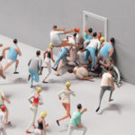 A humorous ad for Verizon with 4D digital effects