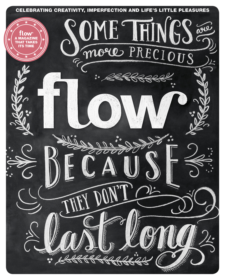 Flow international cover