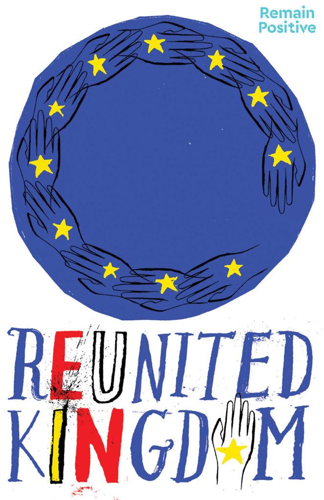 Reunited Kingdom Remain positive
