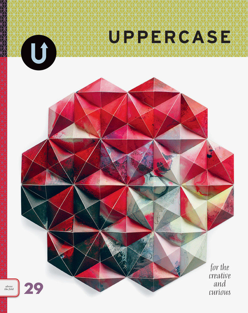 UPPERCASE 29 magazine cover
