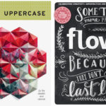Uppercase & Flow magazines