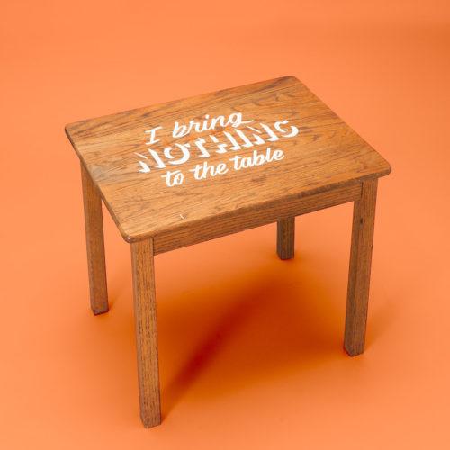 Dirty bandits table