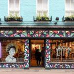 'We Built This City', a souvenir shop in London