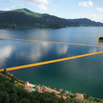 The Floating Piers by artist Christo