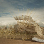 Strandbeest, the kinetic sculptures that move like animals