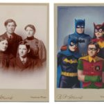 The vintage heroes of Alex Gross